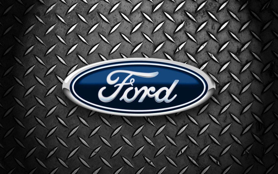 Blue Ford Logo Brand Ford Wallpaper
