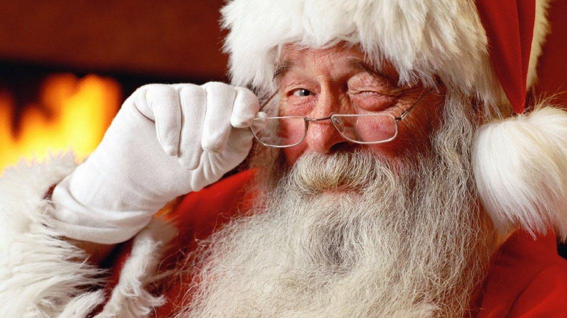 Image result for santa happy