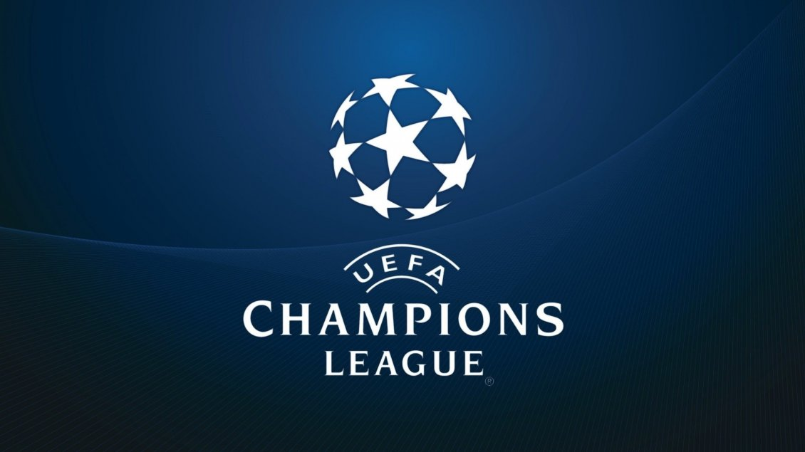 Download Wallpaper UEFA Champions League - HD blue wallpaper