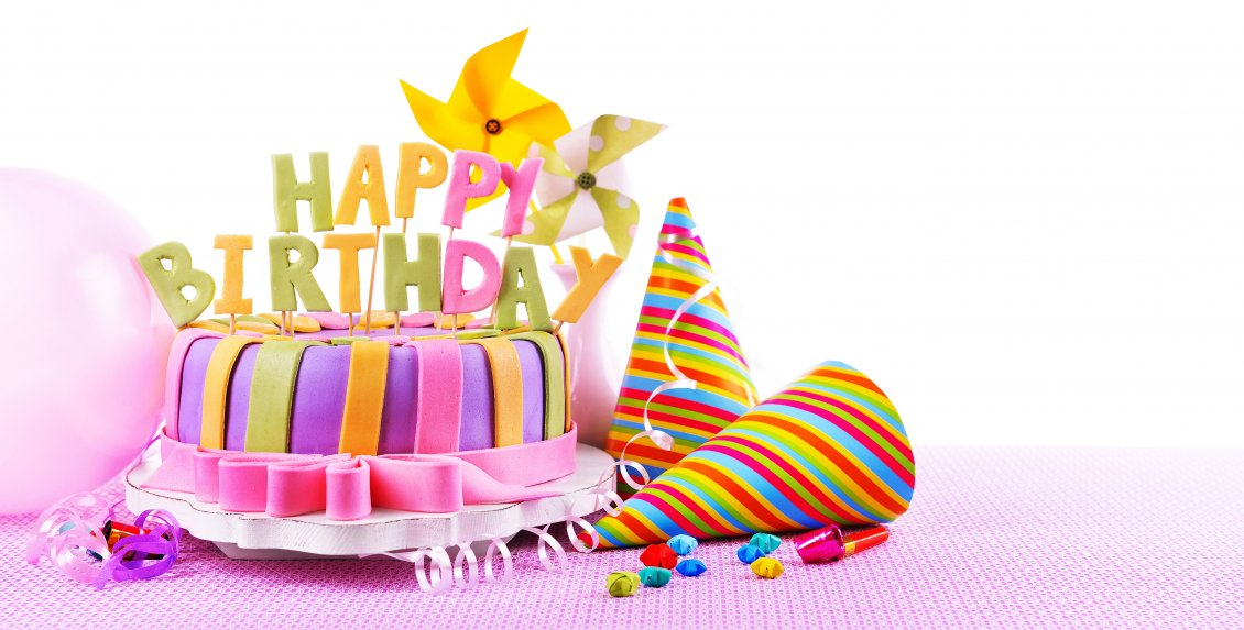 Download Wallpaper Kids party - Happy Birthday little princes