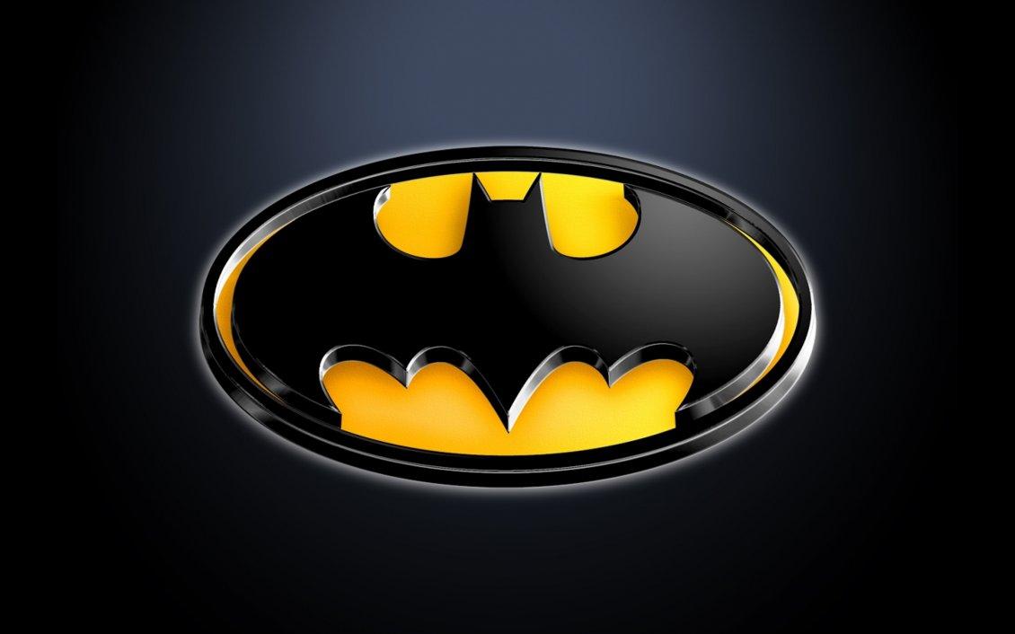 Download Wallpaper Batman logo - Wonderful superhero HD wallpaper