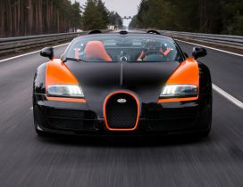 Bugatti Veyron Grand Sport HD