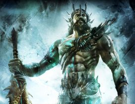 God of war Ascension, Poseidon