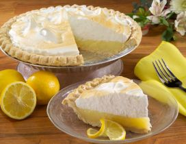 Lemon pie recipe very tasty