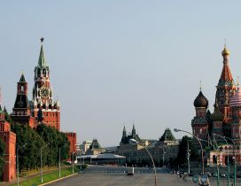 Saint Basil's Cathedral - Moscova