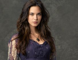 Odette Annable an American actress