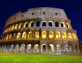Colosseum in Italy - Attractions Italy