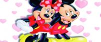 Mickey Mouse and Minnie Mouse lovers