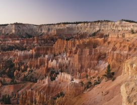 Bryce Canyon National Park - Landscape HD wallpaper