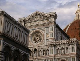 Florence city from Italy - Awesome buildings