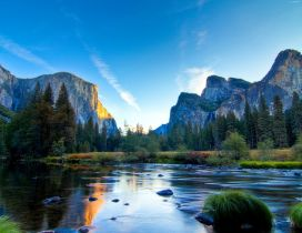 Yosemite National Park - Relaxing place