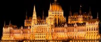 Hungarian Parliament - An amazing architecture