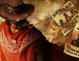 Call of Juarez: Gunslinger Game Wallpaper
