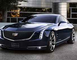 Cadillac Elmiraj Concept - Beautiful car