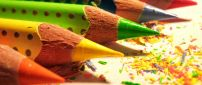 Coloured pencils - great painting
