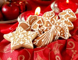 Special cookies for Christmas Holiday - HD wallpaper