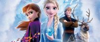 Frozen 2 The Movie is now on cinema - Ana Elsa and Olaf