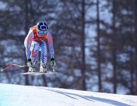 Alpine Skiing - Wonderful Winter Olympic Sport