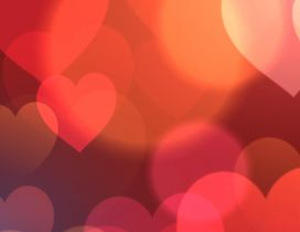 Art design love wallpaper background - Valentines Day