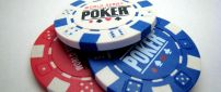 Three Poker money on the table - HD wallpaper