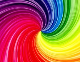 Rainbow magic art design colors - HD wallpaper