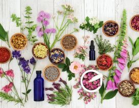 Recipe with essential oils seeds - Aromatherapy benefits