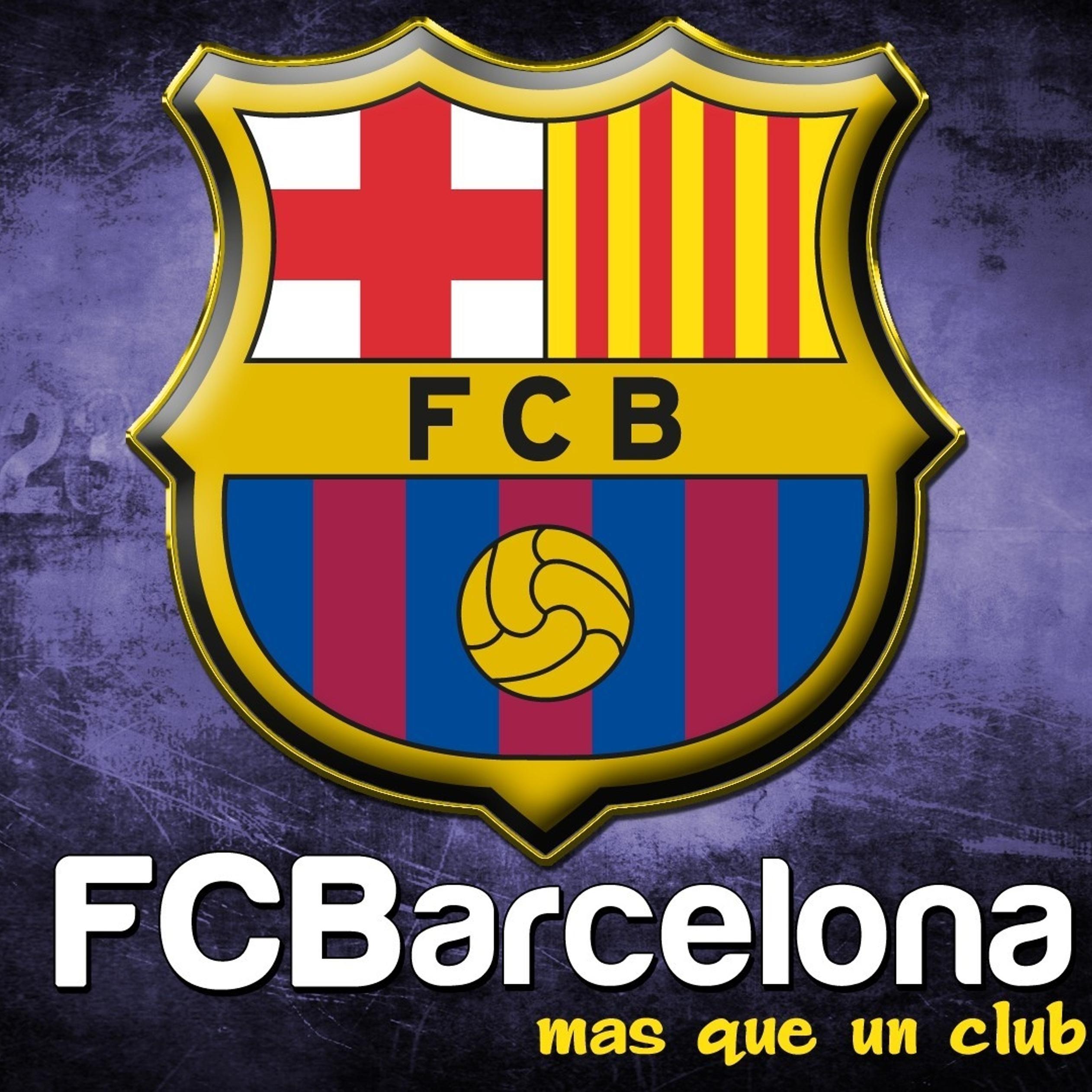 Logo of FC Barcelona football club