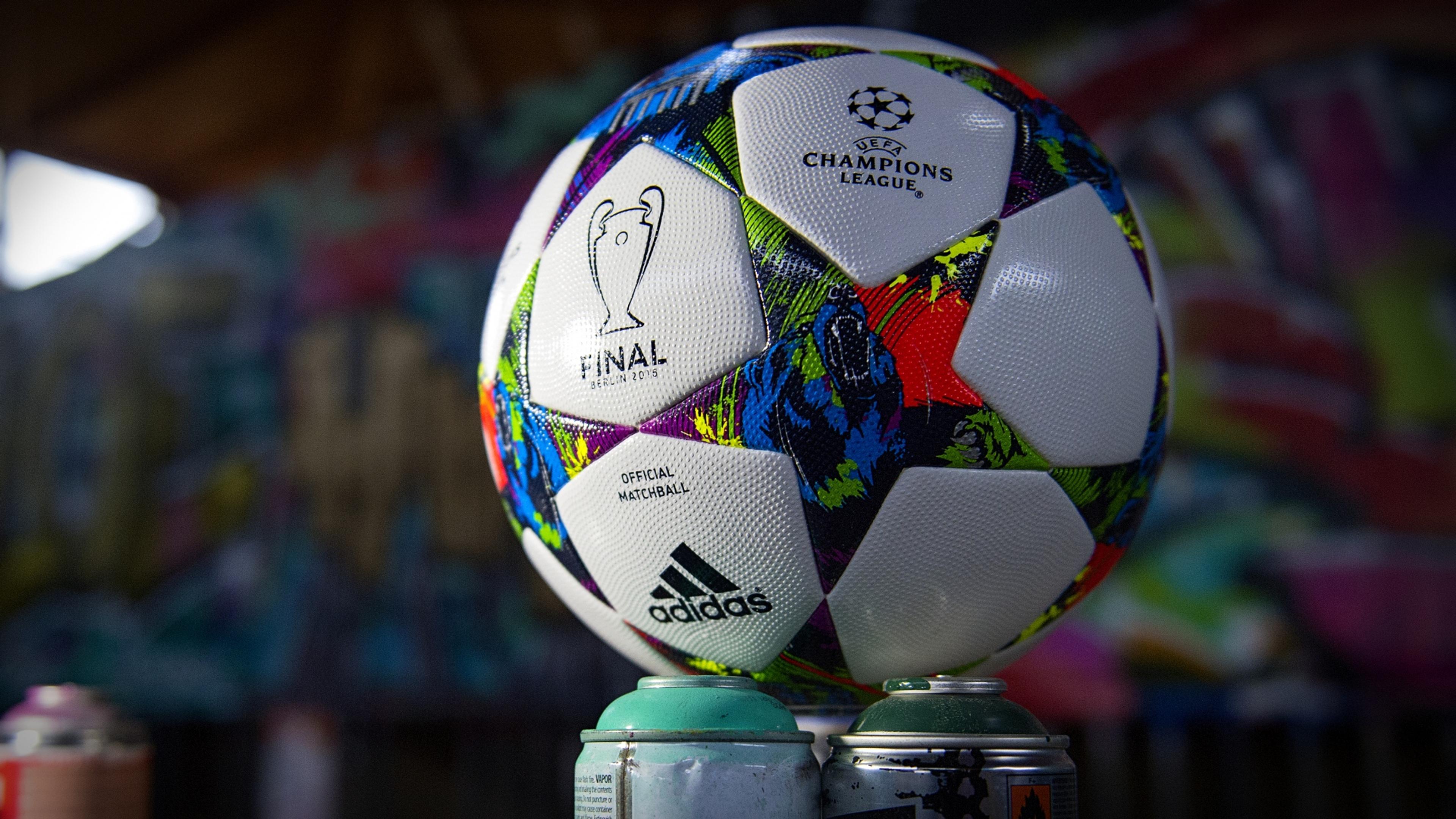 Uefa Champions League Ball Football Wallpaper