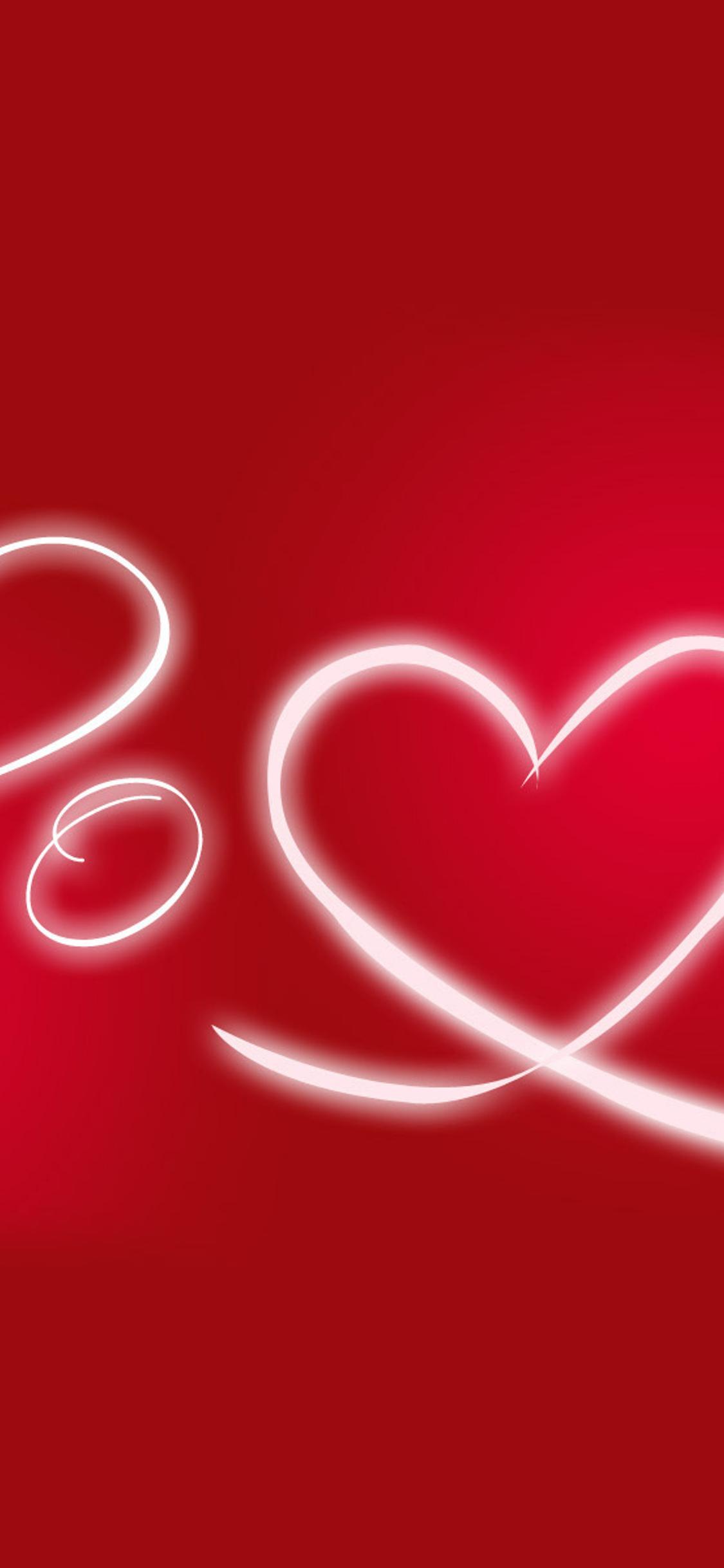 Red Love Wallpaper Hd Happy Valentine S Day